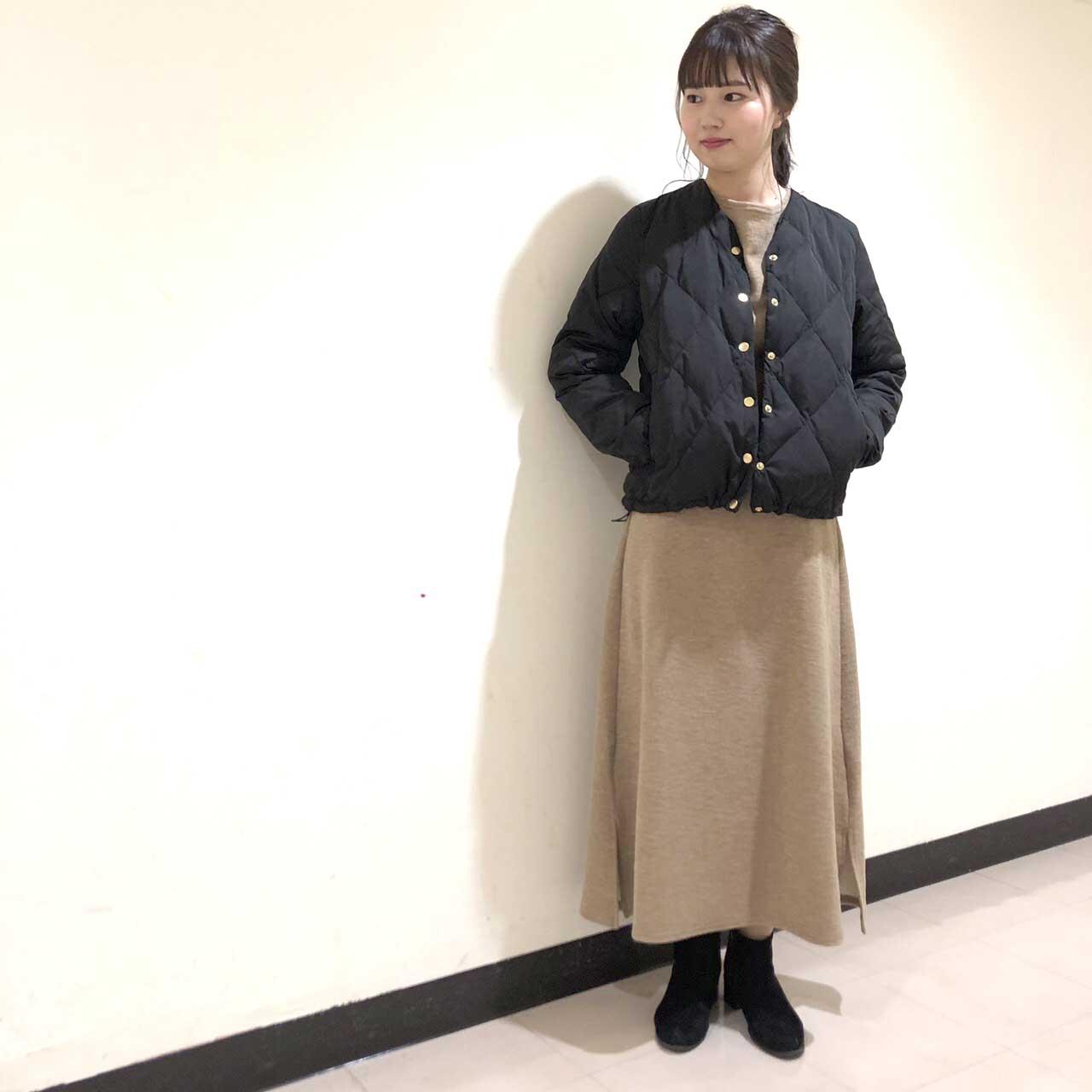 リバーシブルキルティングダウン・荻窪店