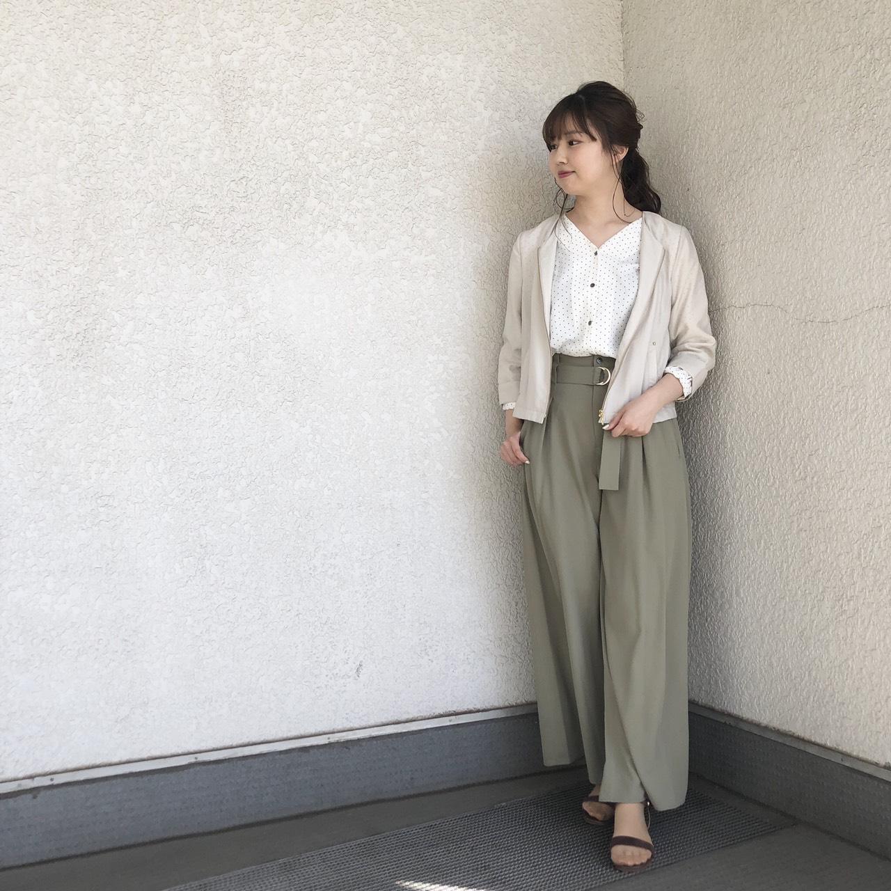 テンセルナイロンブルゾン・荻窪店