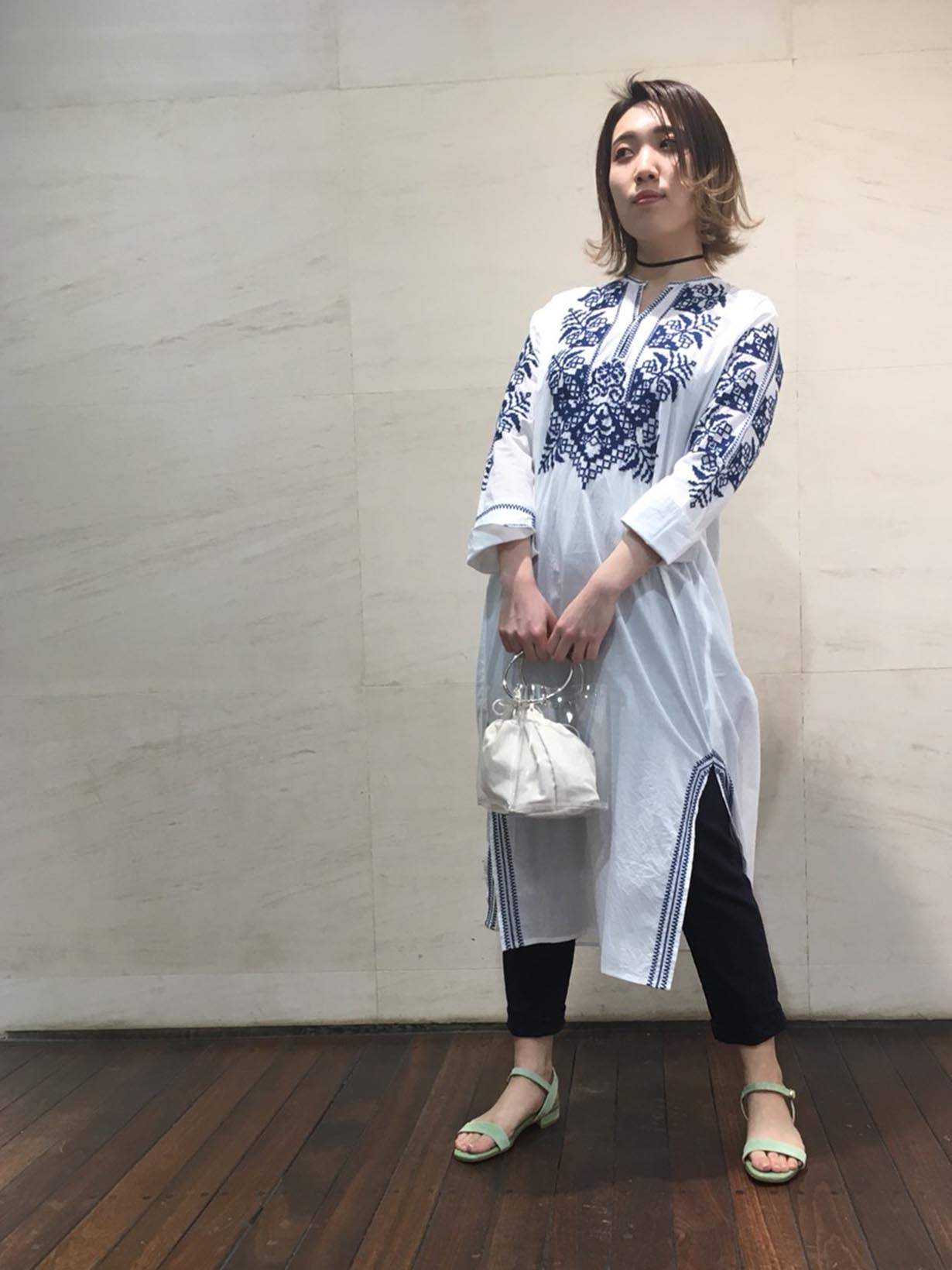 【店舗限定】Sara mallikaワンピ&ブラウス&ガウン・池袋店